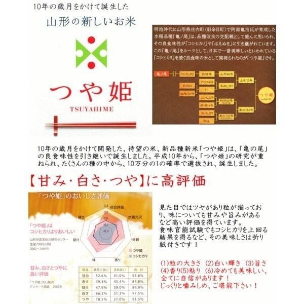 こめ 令和元年産 山形県産 遠藤五一 つや姫 特別栽培米 白米 5kg (農薬7割減) 米 送料込 yamagata-kikou 02