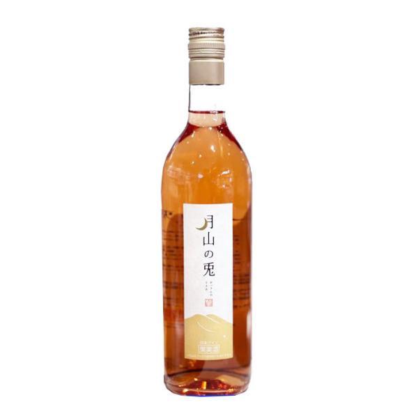オレンジワイン 月山 トラヤワイナリー月山の兎 720ml 千代寿虎屋株式会社