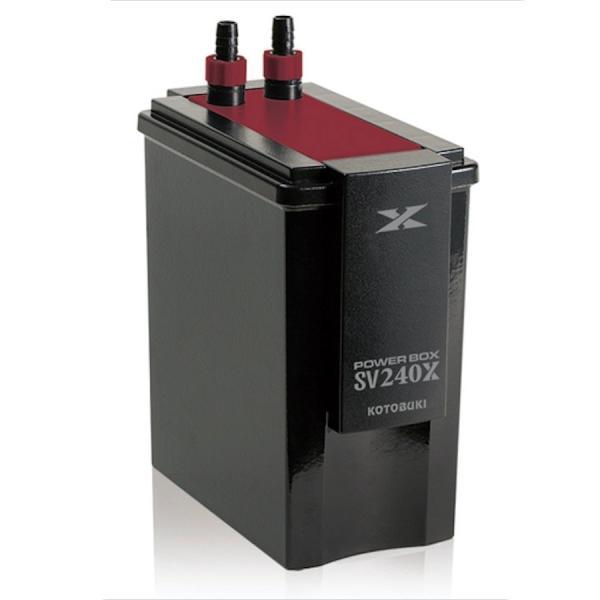 小型水槽用外部フィルター コトブキ『パワーボックスSV240X』