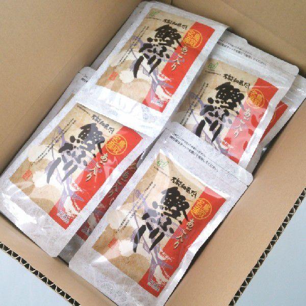 鳥取県名産【ケース販売・送料無料】『あごいり鰹ふりだし 10袋x40』(あごだし・出汁・トビウオ・ヘイセイ)