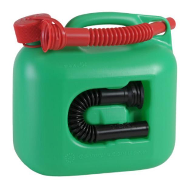 hunersdorff ヒューナースドルフ Fuel Can PREMIUMI 5L green 800700 ホワイトガソリン グリーン