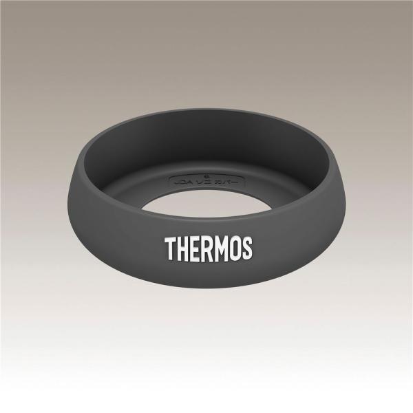THERMOS サーモス タンブラー用ソコカバー・JDE-340/420/420C、JDA-320/400、JCY-320/400用底カバー [JDA-Bottom-Cover(S)-BK/ブラック]