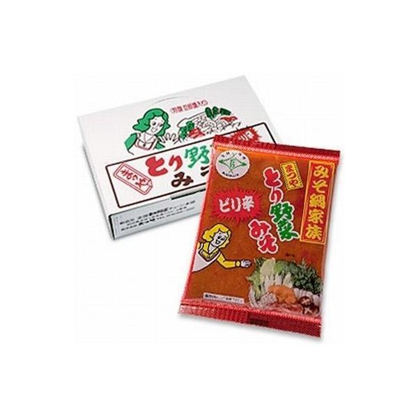 【ケース売り】まつや ピリ辛とり野菜みそ(200g×12袋入り) (4900752000128×12)