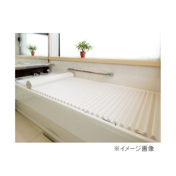 東プレ イージーウェーブネオ(風呂ふた) 【75×140cm用】 L14 WH(ホワイト)