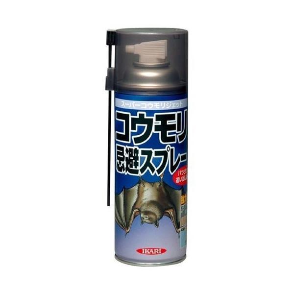 イカリ消毒スーパーコウモリジェット(忌避スプレー)420ml
