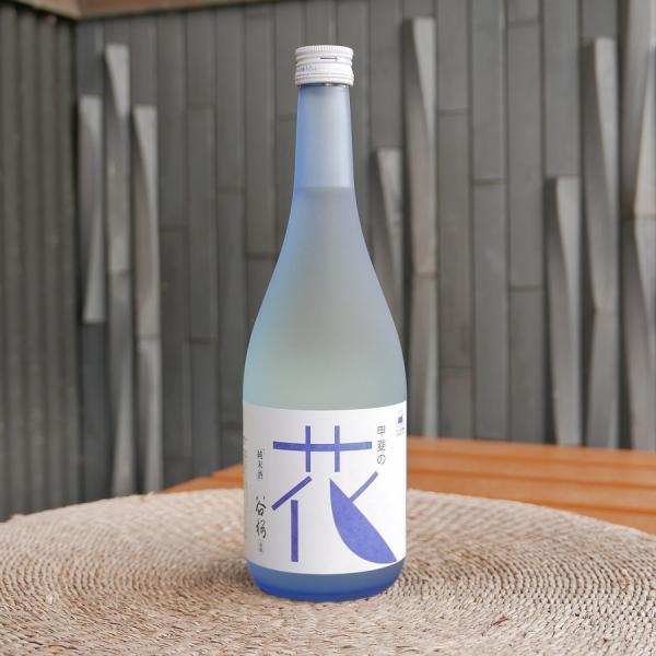 日本酒 純米酒 富士桜の花酵母 甲斐の花フジザクラ 720ml yamanashi-online