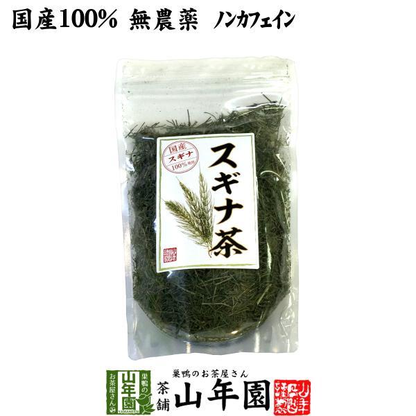 健康茶 国産100% スギナ茶 70g 無農薬 ノンカフェイン 宮崎県産 送料無料