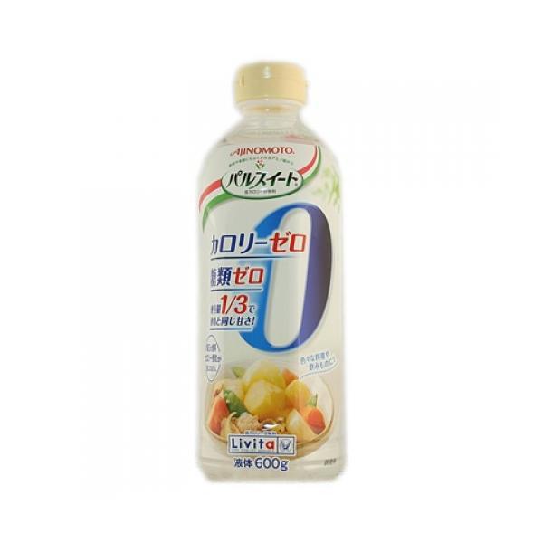 味の素 パルスイート カロリーゼロ 液体タイプ 600g|yamanisi