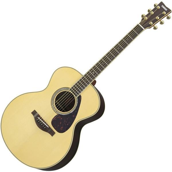 YAMAHA エレアコギター LJ6 ARE / NT(ナチュラル)|yamano-gakki