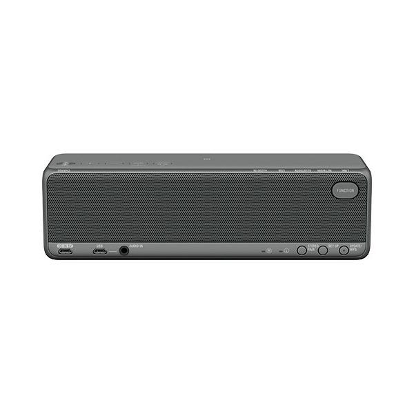 SONY ワイヤレスポータブルスピーカー SRS-HG10 / (B) グレイッシュブラック|yamano-gakki|03