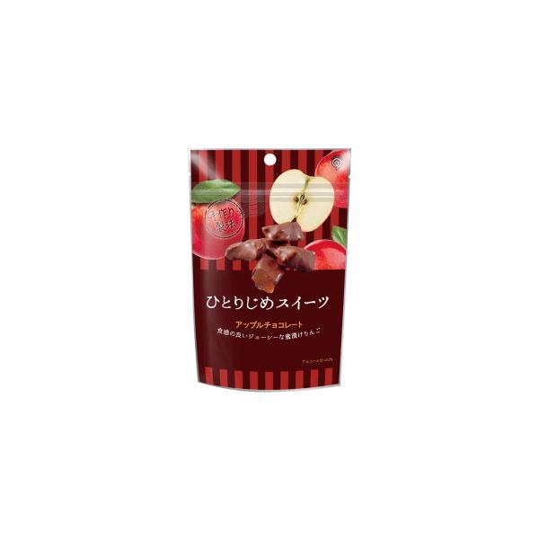 鈴木栄光堂 ひとりじめスイーツアップルチョコレート 6袋x12(72個)