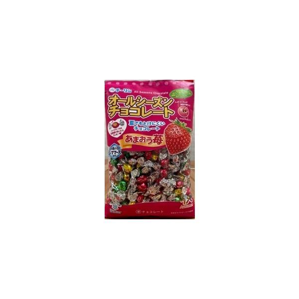 チーリン 340gあまおう苺オールシーズンチョコ  ×4袋