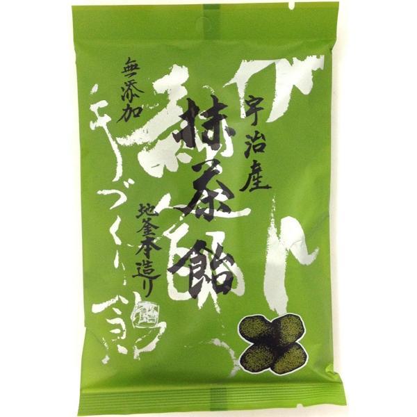 井関食品  100g宇治産抹茶飴  10袋