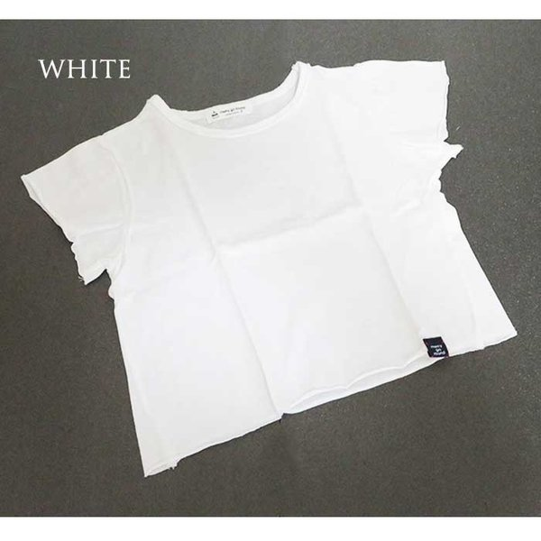 ・在庫処分 インナーシャツ Tシャツ 子供 半袖 無地tシャツ 子供服 トップス 女の子 小学生 100cm 110cm 120cm 130cm|yamashoukodomo|04