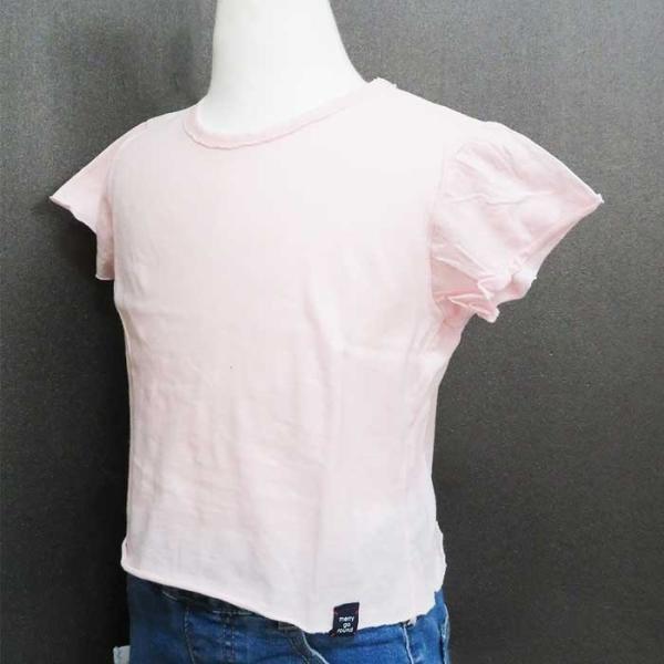 ・在庫処分 インナーシャツ Tシャツ 子供 半袖 無地tシャツ 子供服 トップス 女の子 小学生 100cm 110cm 120cm 130cm|yamashoukodomo|05