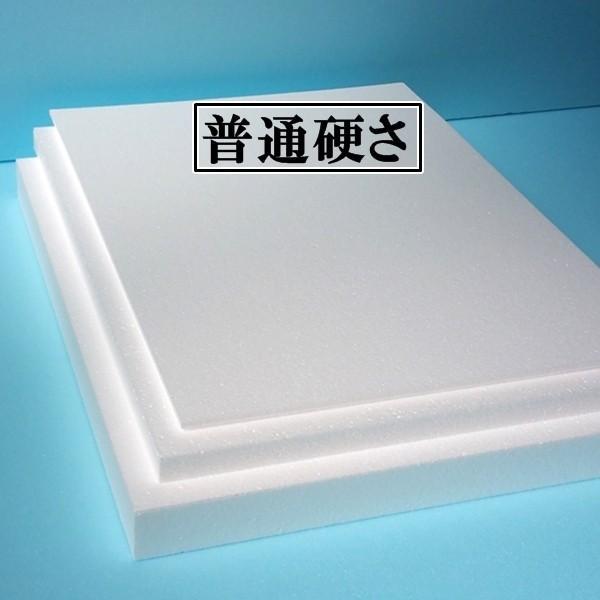 発泡スチロール 板 断熱材 18枚 600mm×450mm×厚さ50mm 普通硬さ