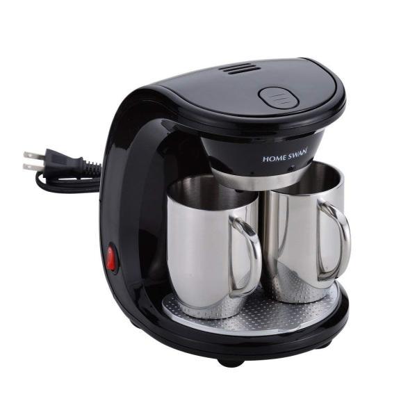 コーヒーメーカー2カップ ステンレスマグ SCS-30 SCS-30