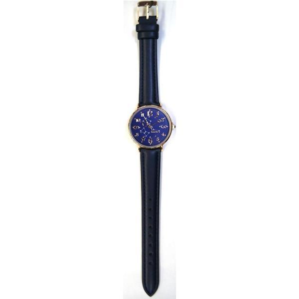 腕時計 レディース LE022L 2300 (ネイビー×ネイビー)