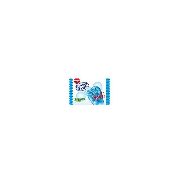 チューイングキャンデー ソーダ味 (1箱20小袋入り) 明治チューインガム株式会社
