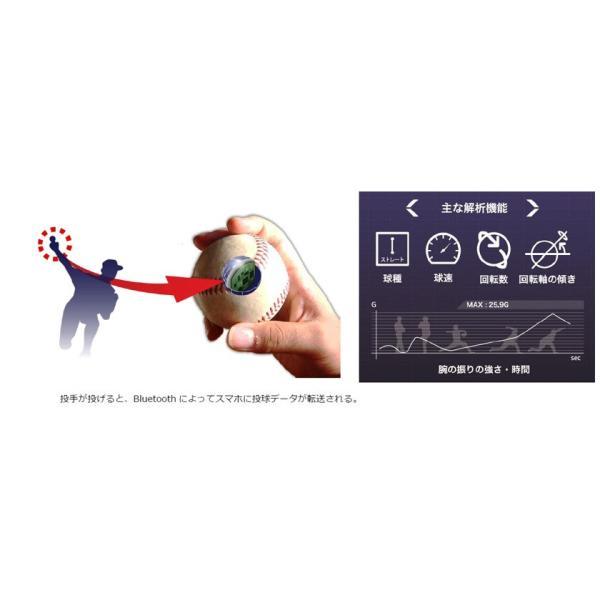 SSK テクニカルピッチ 投球測定トレーニングボール TP001 yamazakisports-ysp 02