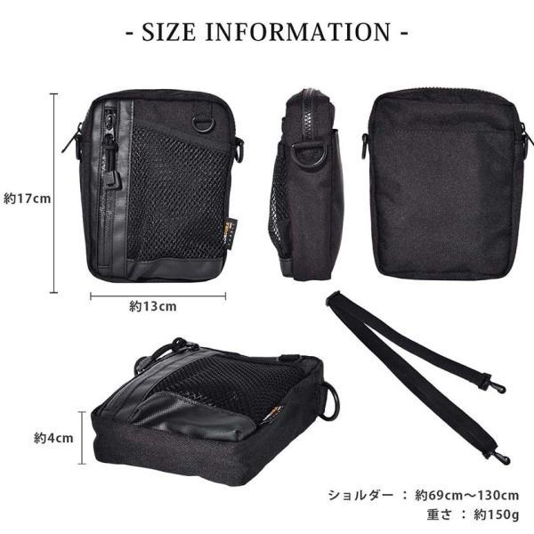 サコッシュバッグ ショルダーバッグ ブランド バッグ サコッシュ トート メンズ 大人 アウトドア 斜めがけバッグ 軽量 バッグインバッグ yandk 12