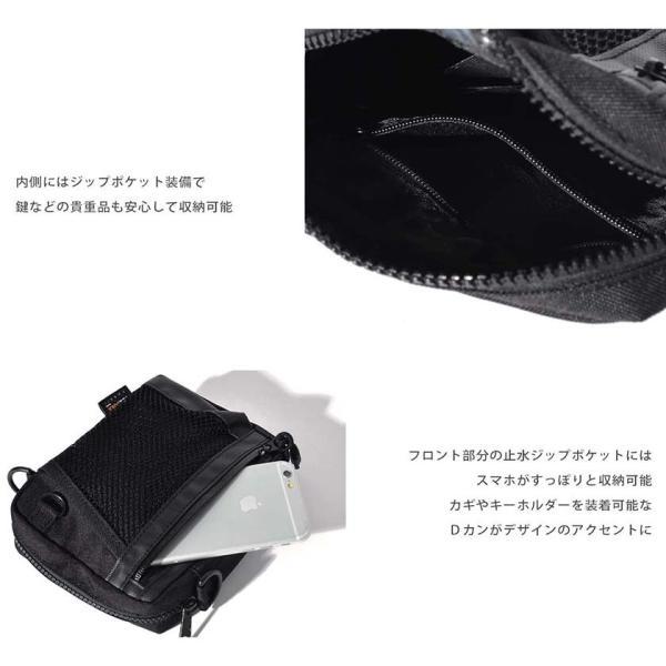 サコッシュバッグ ショルダーバッグ ブランド バッグ サコッシュ トート メンズ 大人 アウトドア 斜めがけバッグ 軽量 バッグインバッグ yandk 06