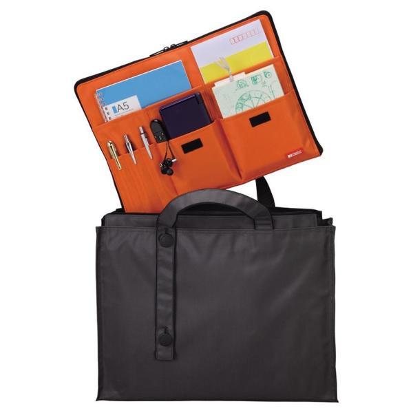 バッグインバッグ バッグ イン バッグ ポーチ 携帯ポーチ トラベルグッズ収納 サイズ コンパクト 軽い 薄型 軽量 携帯ケース パスポート入れ 小物入れ|yandk|06