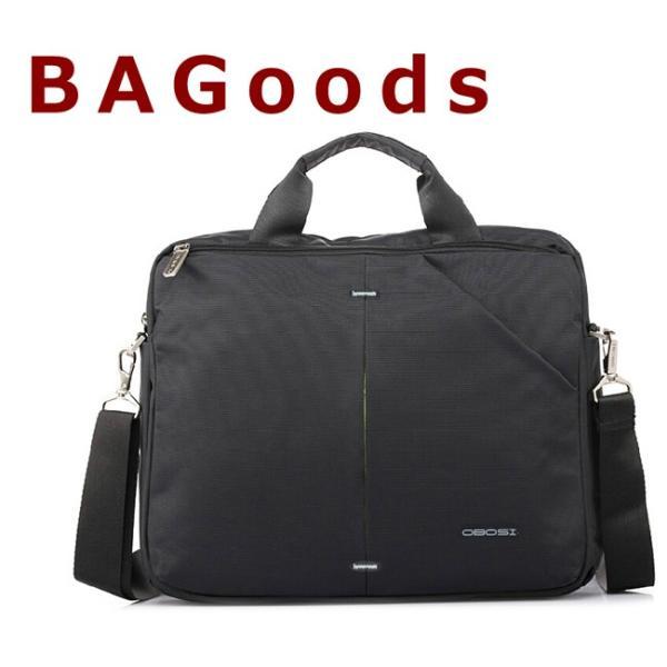 送料無料 ビジネスバッグ メンズ 出張 営業 通勤ビジネス トラベル B4サイズ obosi 人気 就職 ブラック ゴールデンウイーク ギフト|yandk