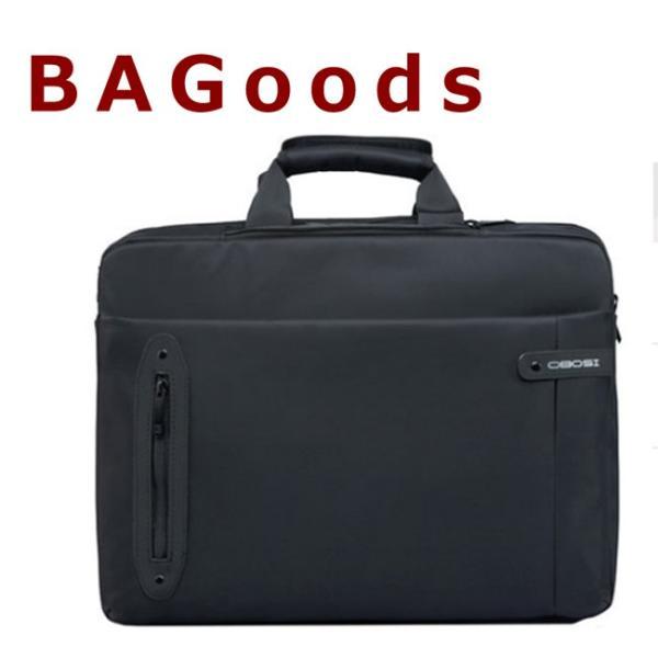 送料無料 ビジネスバッグ メンズ 出張 営業 通勤ビジネス トラベル B4サイズ obosi 人気 就職 ブラック ゴールデンウイーク ギフト yandk