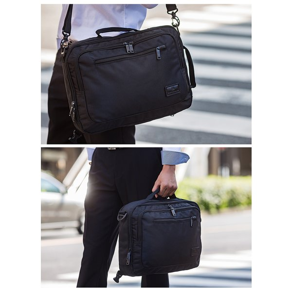 SWISSWIN ビジネスバッグ バッグパック ブリーフケース 3way リュックサック ショルダーバッグ リュック メンズ 通勤 かばん 鞄 カバン 通学 軽量 ギフト|yandk|09