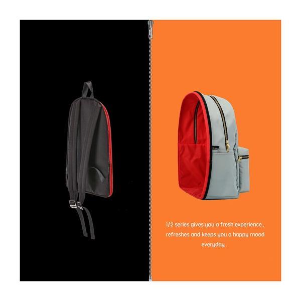バックパック リュックサック リュック メンズ レディース 鞄 カバン ポケット 多い 通勤 通学 大容量 撥水 出張 登山 ビジネス アウトドア 学生 遠足 旅行 避難|yandk|05
