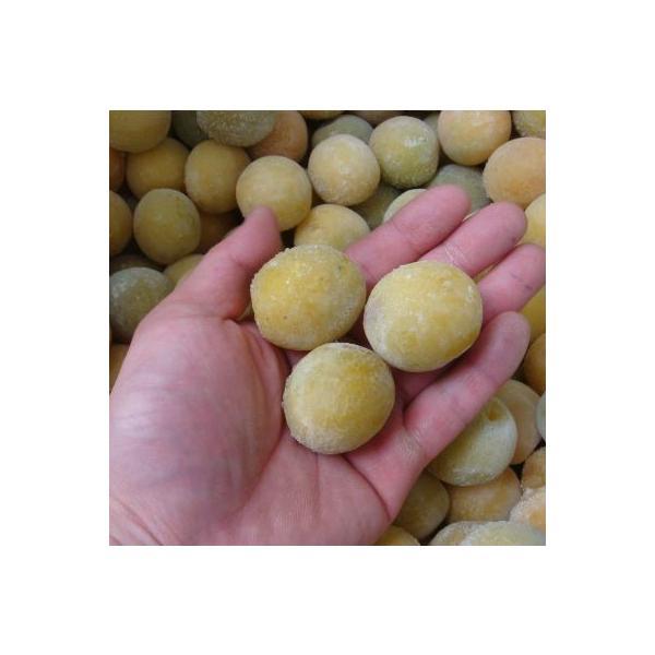 和歌山プラム食品 和歌山産冷凍南高梅 Lまたは2Lサイズ2Kg