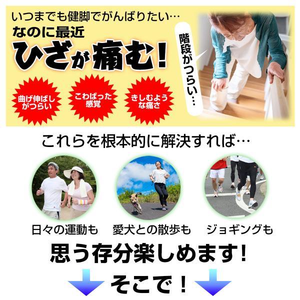 膝サポーター 2枚組 薄手 スポーツ用 医療用 ジョギング 登山 ウォーキング マラソン|yaostore|04