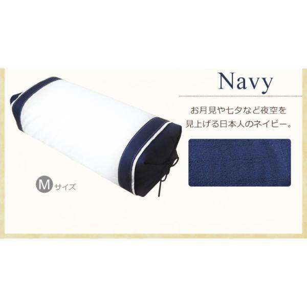 枕 そば殻 昔ながらのそばがら枕 Mサイズ (約52×22cm) 5色展開 日本製 側地綿100% 通気 吸湿 SAIKORO 彩転 サイコロ 和まくら|yasashii-kurashi|10