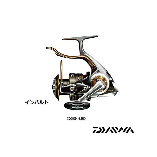 ダイワ(Daiwa) スピニングリール 14 インパルト 3000SH-LBD