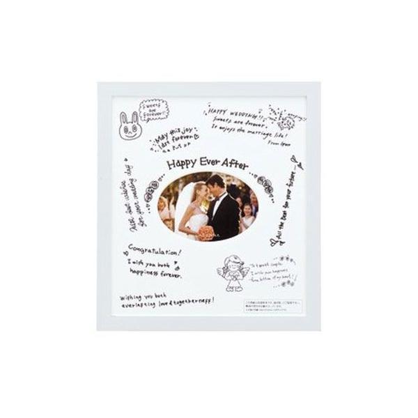 ラドンナ WL01-SQ-WH フォトフレーム 色紙 ホワイトの画像