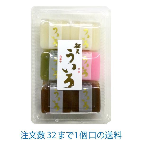 ういろ 6個入 松矢食品
