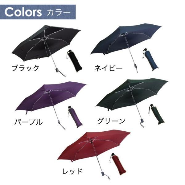 折りたたみ傘 メンズ 軽量 レディース 自動開閉 大きい 折り畳み傘 晴雨兼用 コンパクト yasuizemart 02