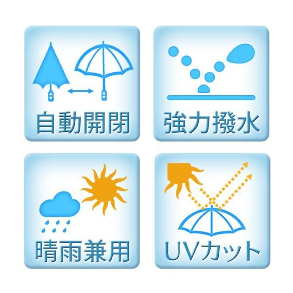 折りたたみ傘 メンズ 軽量 レディース 自動開閉 大きい 折り畳み傘 晴雨兼用 コンパクト yasuizemart 04