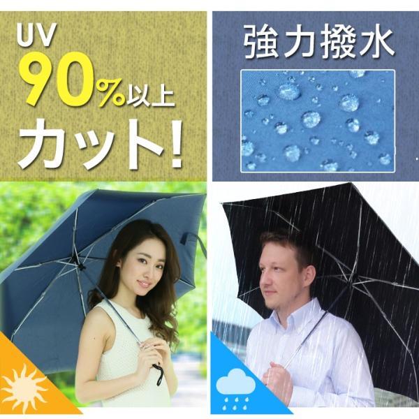 折りたたみ傘 メンズ 軽量 レディース 自動開閉 大きい 折り畳み傘 晴雨兼用 コンパクト yasuizemart 06