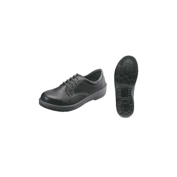 安全靴 シモンジャラット 7511N 黒 30cm