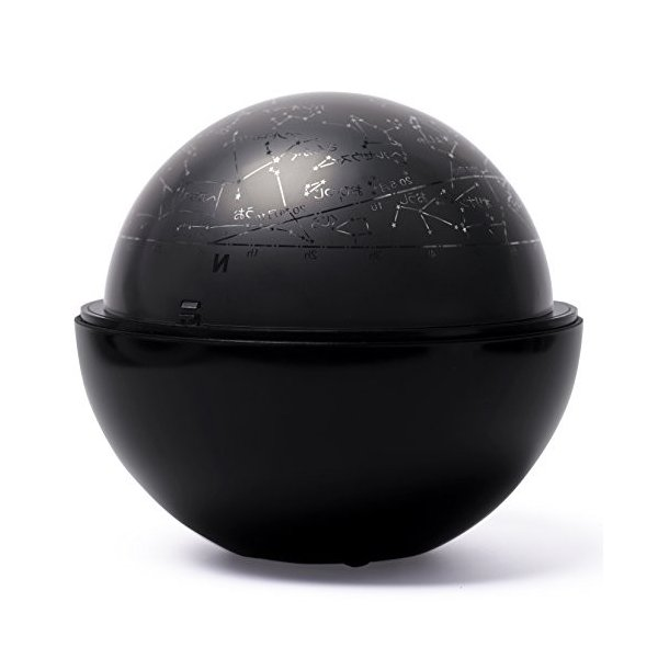 Kenko プラネタリウム スターサテライト-R ブラック 回転式 470992|yasyabou