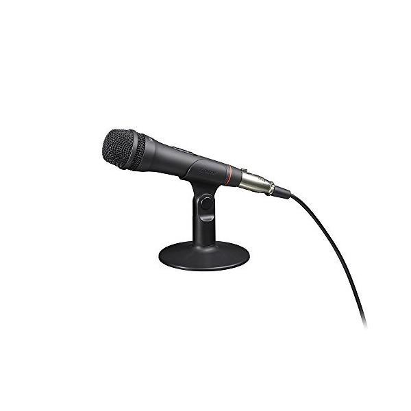 ソニー SONY コンデンサーマイク モノラル/PCボーカル用 USB接続対応 マイクスタンド付属 ECM-PCV80U|yasyabou