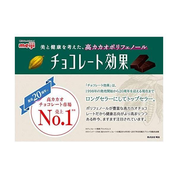 明治 チョコレート効果カカオ72%大容量ボックス 1kg|yasyabou|06