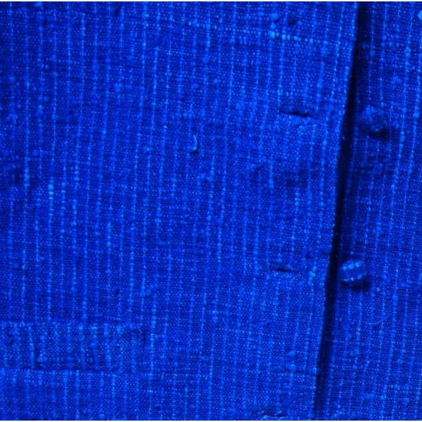 シルク手紡ぎ手織り藍染めの布で作ったメンズベスト・レディースにも|yatsugatakestyle|04