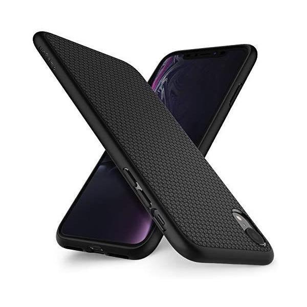iPhone XR/マット・ブラック スマホケース iPhone XR ケース 6.1 yaya-ayy14