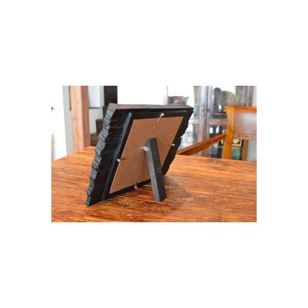 アジアン雑貨 バリ ♪古木のミラー♪ 卓上ミラー 鏡 テーブルミラー エスニック|yayapapus-y|05