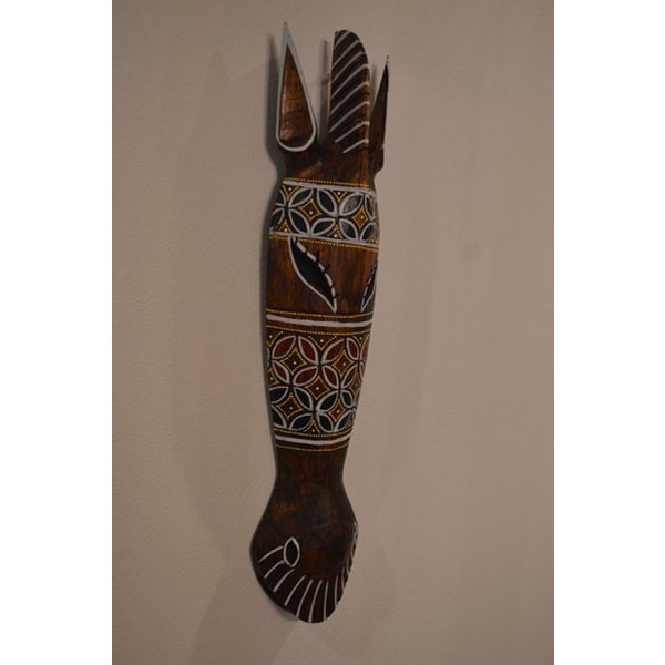 アジアン雑貨 バリ ♪ロンボクのクダマスク(フラワー)♪ 壁掛け レリーフ オブジェ 木製 エスニック|yayapapus-y|02