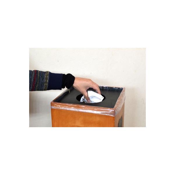 アジアン雑貨 バリ ♪アニマルダストボックス ゾウ♪ ごみ箱 木製 エスニック|yayapapus-y|02