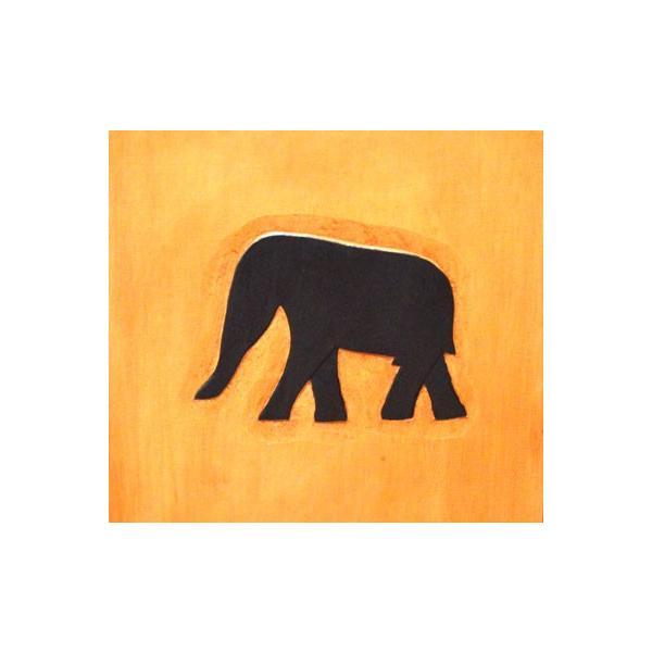アジアン雑貨 バリ ♪アニマルダストボックス ゾウ♪ ごみ箱 木製 エスニック|yayapapus-y|04